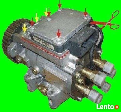 Regeneracja pompy wtryskowej bosch vp30 vp44 opel audi ford