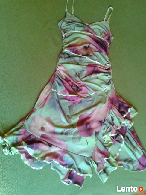 Sukienka wizytowa 36