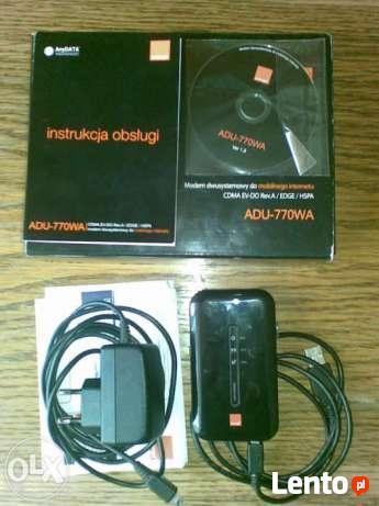 Modem ADU-770WA dualny - 2G/3G/CDMA