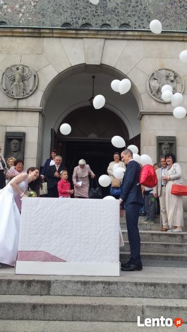 balony z helem,armatki z konfetti,lampiony szczęścia Rybnik