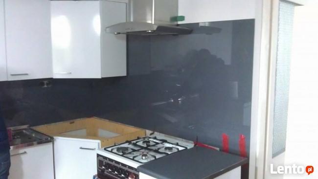 Lacobel do kuchni