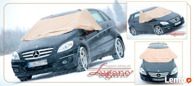 Pokrowiec samochodowy na szybę - Antyszronowy