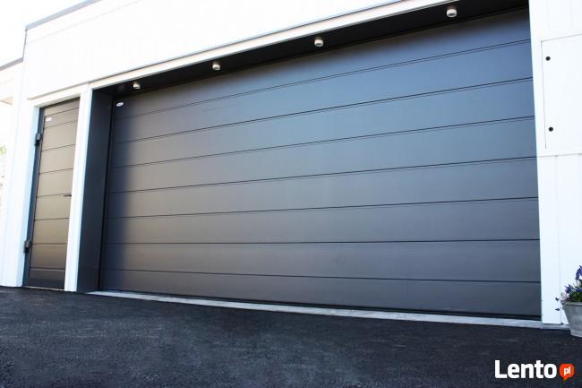 Bramy garażowe, przemysłowe, segmentowe DoorHan - czeska pro