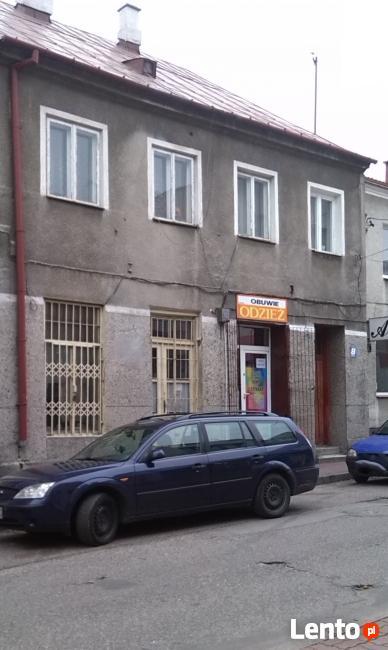 Sprzedam dom/kamienice w centrum miasta