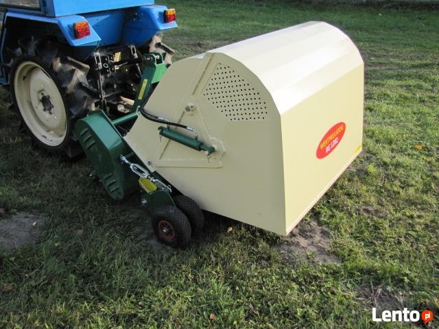 Wertykulator traktor traktorek Kubota Yanmar