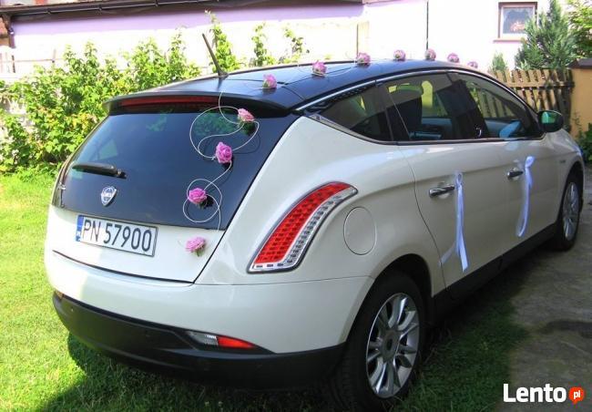 Piękna nietypowa Lancia do ślubu 300zł