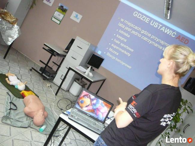 Kurs Szkolenie Pierwsza Pomoc Toruń, Bydgoszcz, Włocławek