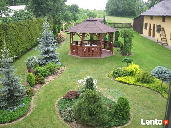 Zakładanie ogrodów , koszenie , prace ogrodowe solidnie