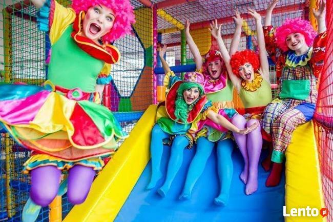 Dzień Dziecka z Klaunami w Twoim przedszkolu, szkole.