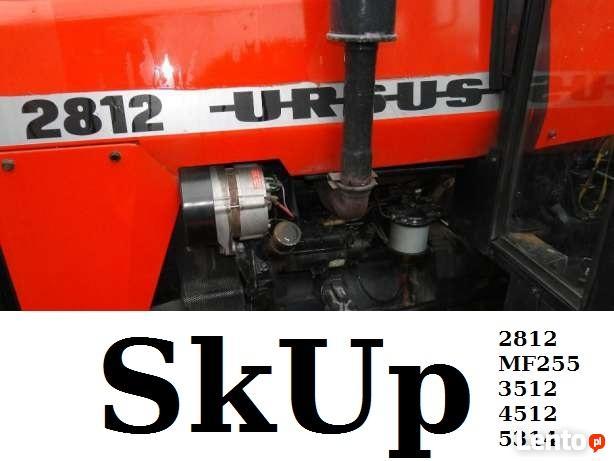 Skup Ciągników / Traktorów / URSUS MF - również maszyny