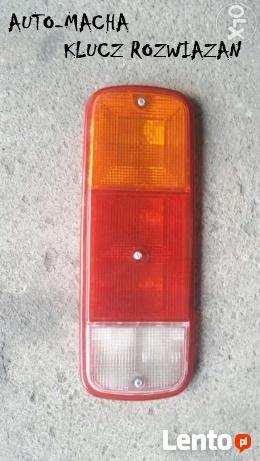 klosz lampy tylnej mercedes 310dn