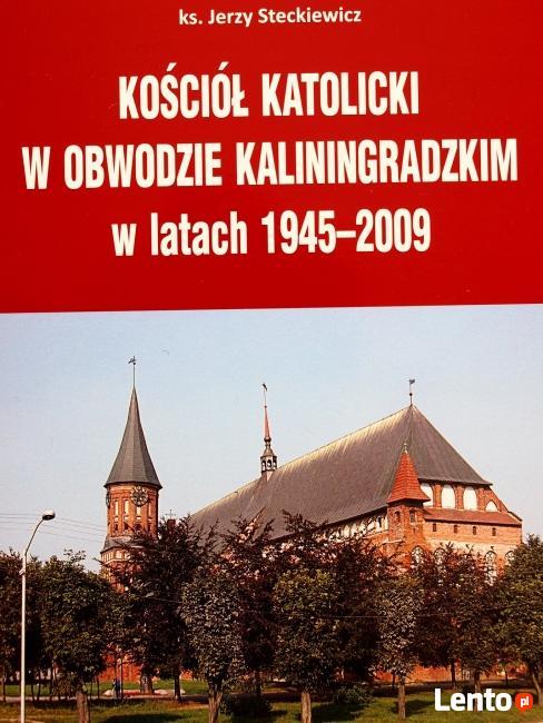 Kościół w obwodzie Kaliningradzkim
