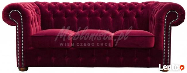 Sofa Chesterfield Mega PROMOCJA
