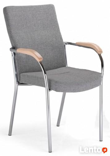 Krzesło konferencyjne Loco II chrome Nowy Styl.