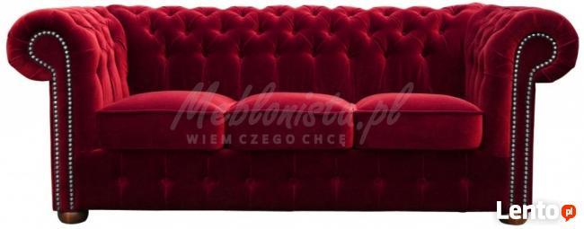Sofa Chesterfield Classic - Promocja Cenowa