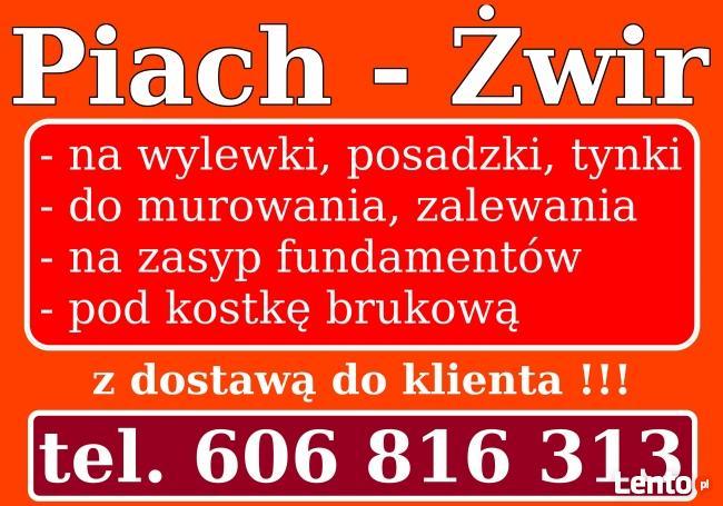 Piach - Żwir