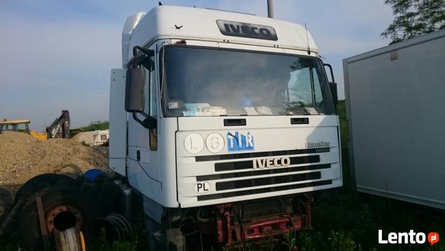 sprzedam kompletną kabinę Iveco Cursor 2000r i silnik