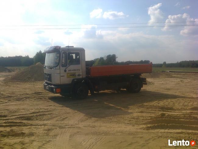 suchy beton,ziemia,piasek,żwiry 2-8 8-16 16-32 itp.