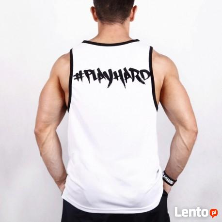 TREC WEAR MENS- PLAYHARD - JERSEY 006/WHITE