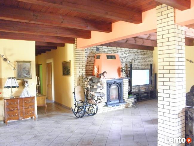 duży dom z działalnością sprzedam