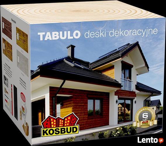 Deska Dekoracyjna TABULO KOMPLET 1m2 - Gotowa w kolorze