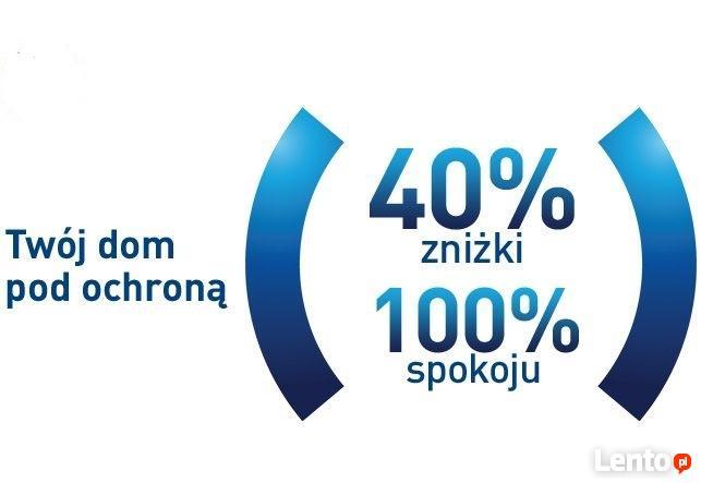 Ubezpieczenie domu / mieszkania 50% TANIEJ