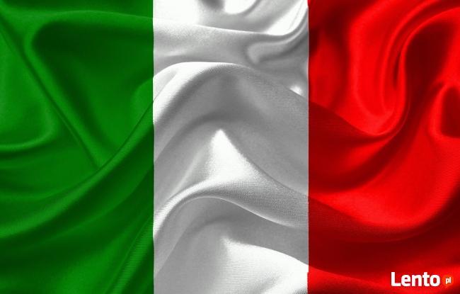 Tanie tłumaczenia język włoski – zwykłe i przysięgłe