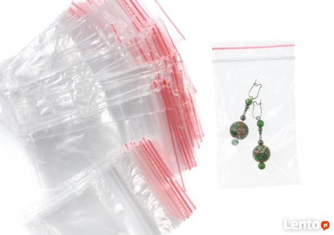 Woreczki strunowe, wytrzymałe, wielokrotnego użytku