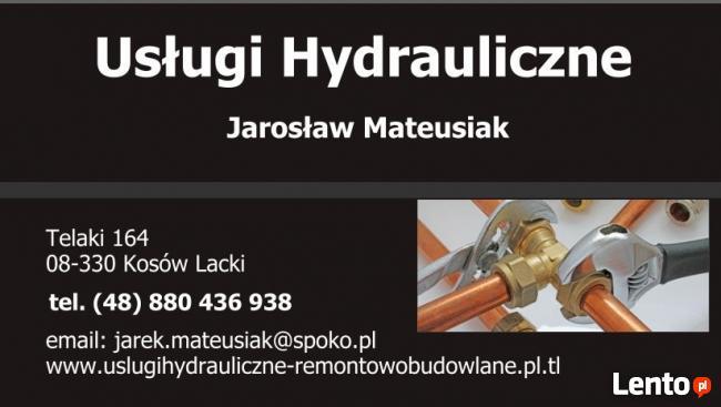 Hydraulik Sokołów Podlaski