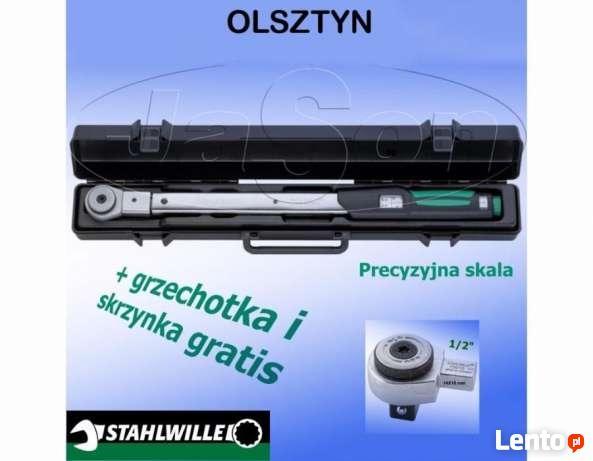 Klucz dynamometryczny 1/2 Stahlwille 40-200Nm 730N/20