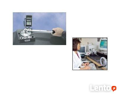 Kalibracja kluczy dynamometrycznych od 400 do 1000Nm