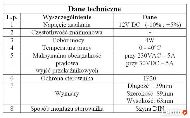 Programowalny sterownik inteligentne sterowanie WiFi Android