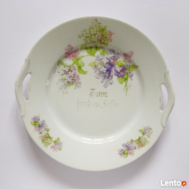 Porcelana stołowa Koenigszelt Silesia lata 1922-30