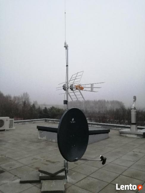 montaż anten satelitarnych grodzisk mazowiecki
