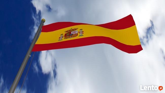 Hiszpański i portugalski tłumaczenia zwykłe i przysięgłe