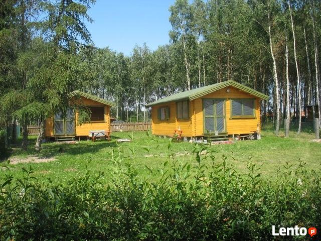 Domki letniskowe nad jeziorem, Wiele na Kaszubach