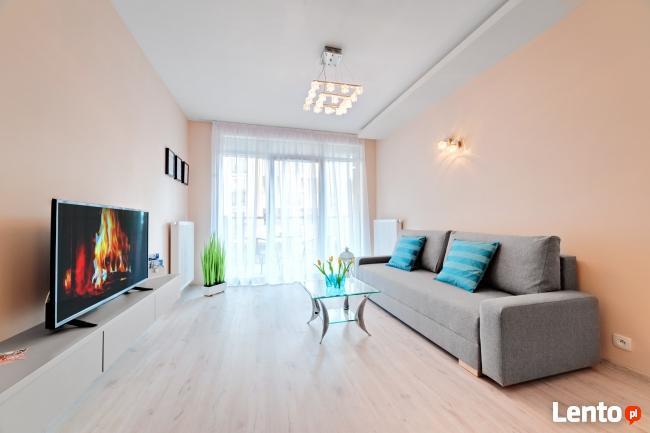 Apartament Homely Place Cherry - Poznań Centrum