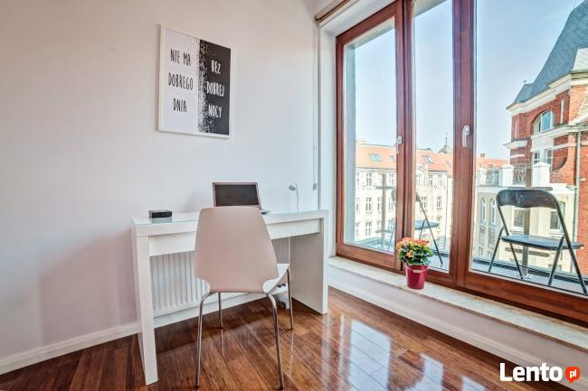 Apartament Homely Place Royal - Poznań Centrum
