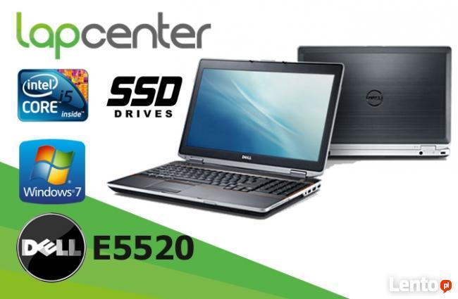 Dell Latitude E5520 CORE I5-2520M 2,6Ghz 4GB 128GB SSD - Lap