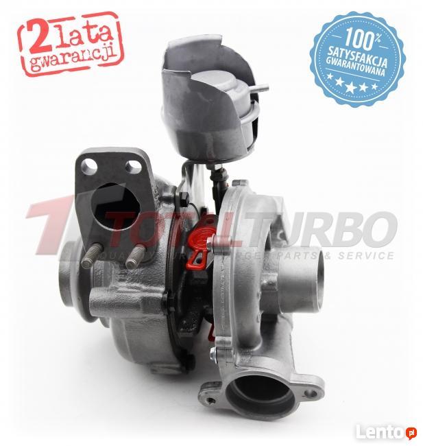 Turbosprężarka turbina Ford Focus II Mondeo III C-MAX 1.6