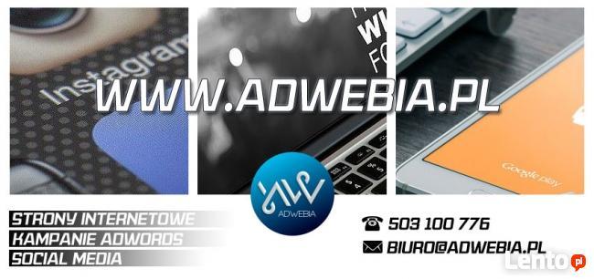 Tworzenie stron internetowych, reklama w Internecie
