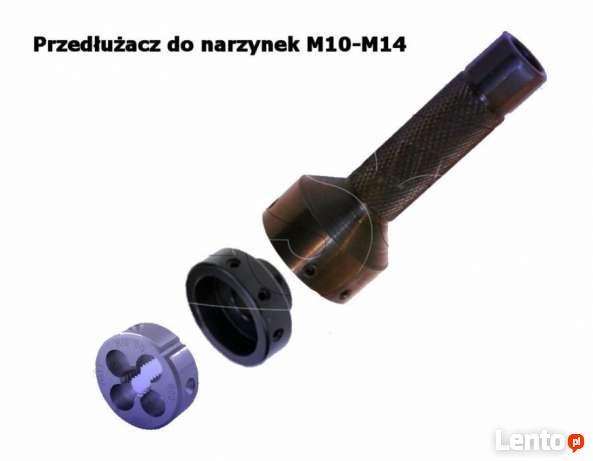 Przedłużacz do narzynek M10-M14