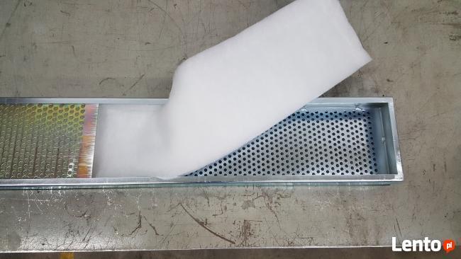 Filtr kabinowy Bizon plus obudowa komplet