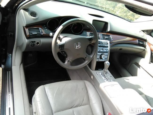 Wynajem Honda Legend
