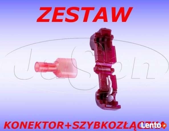 SZYBKOZŁĄCZKA elektryczna TypT 0,5-1,5mm SGE 5szt