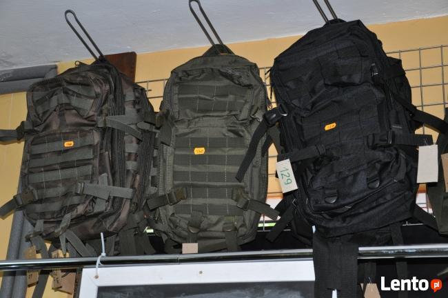 ASG plecaki wojskowe taktyczne, patrolowe -Sklep Ciechanów