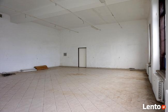 Budynek mieszkalno – magazynowy. Borne Sulinowo.