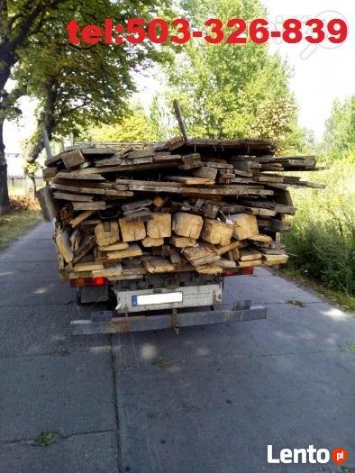 Drzewo opałowe Gdańsk