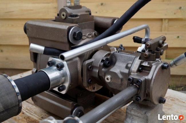 POMPA Hydrauliczna BOSCH REXROTH MOOG D955Z8001/F + A10VSO