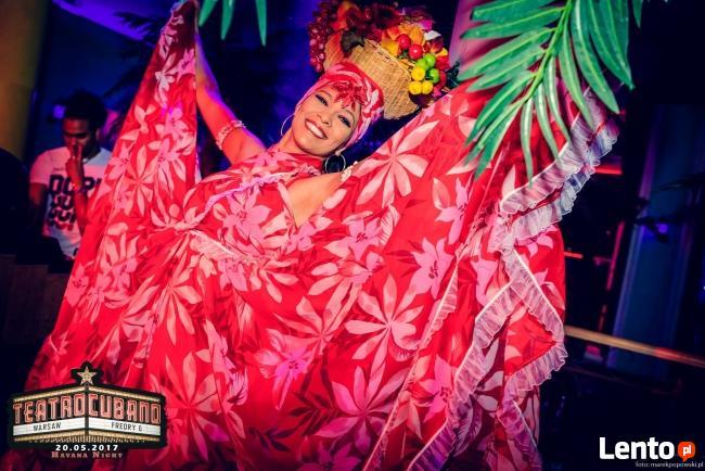 SALSA. TROPICANA. TROPICAL SHOW. HULA - rewia Carnival Stars